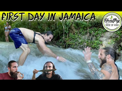 They Raced Up That Waterfall!? (Jamaica Teaser Trailer)
