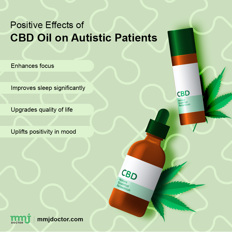CBD oil work on autism