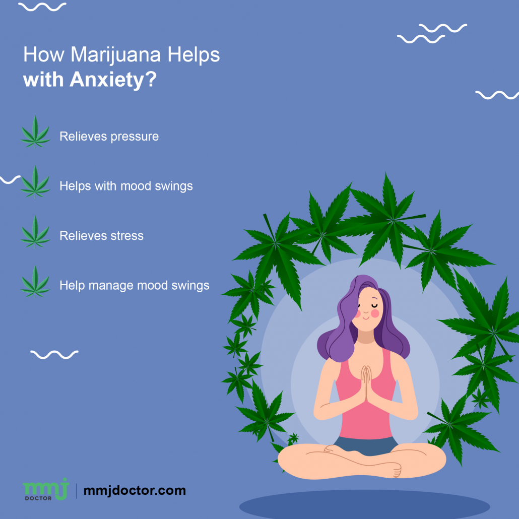 marijuana and anxiety