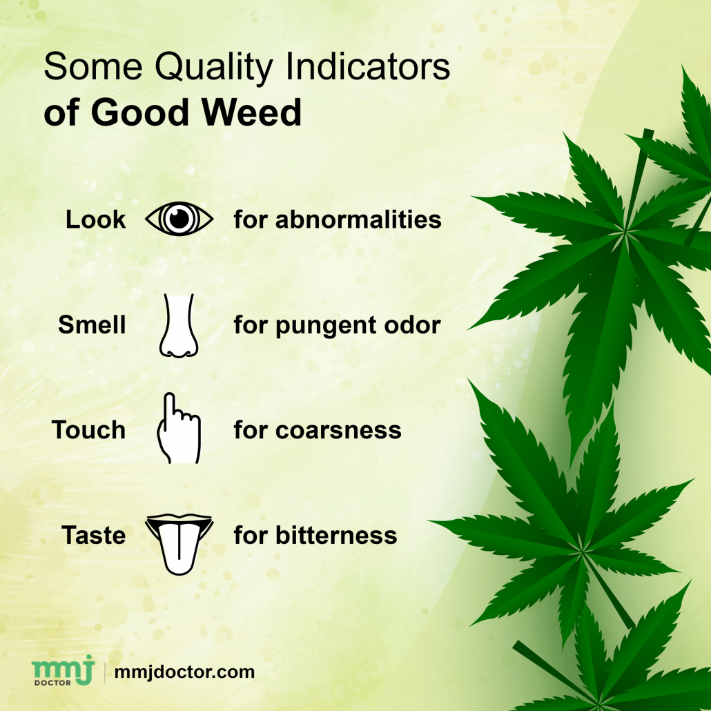 Judge Quality of Good Weed