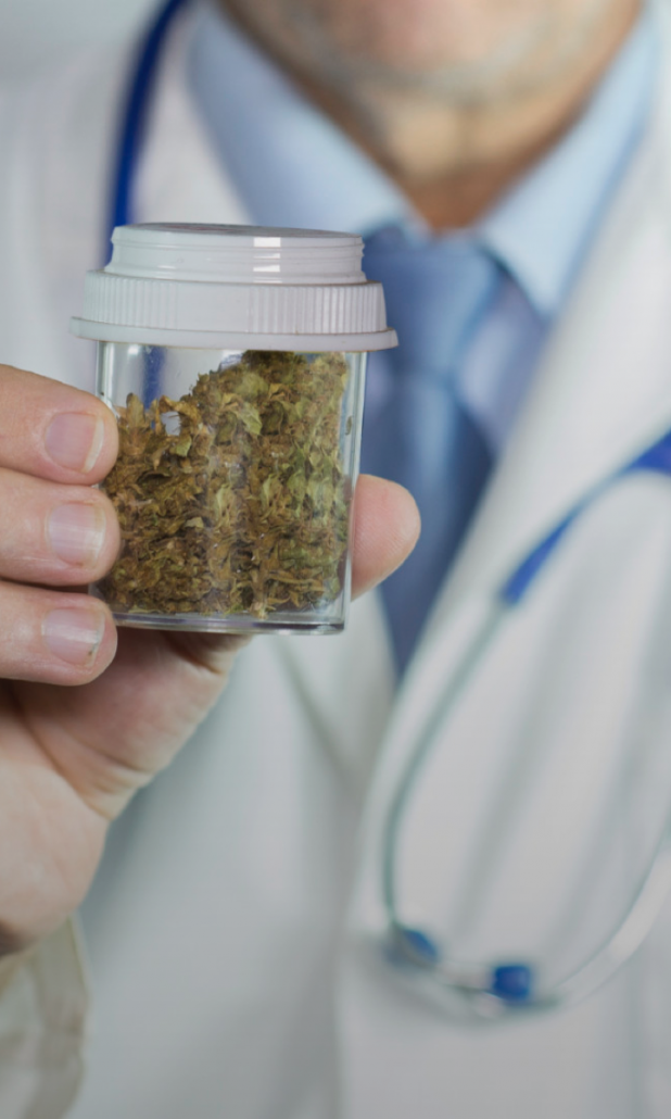 pot doctor prescribing marijuana card