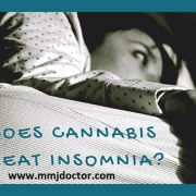 INSOMNIA & MEDICAL MARIJUANA