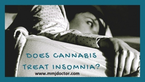 MEDICAL MARIJUANA FOR SLEEP DISORDER