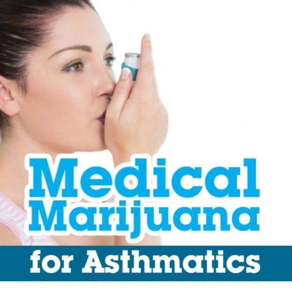 Medical marijuana for asthmatics