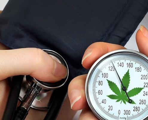 High blood pressure and medical marijuana