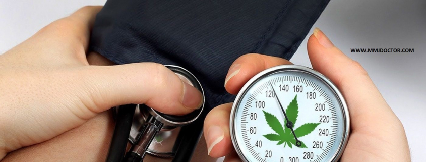 cannabis helps high blood pressure