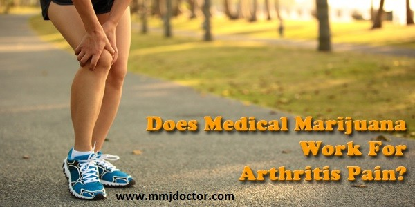 Marijuana for Arthritis