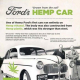 strange and amazing facts about marijuana you just cant make this stuff up hemp car