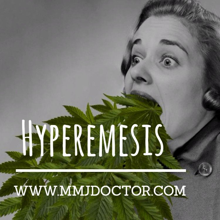 Cannabinoid Hyperemesis Syndrome Mmj Doctor