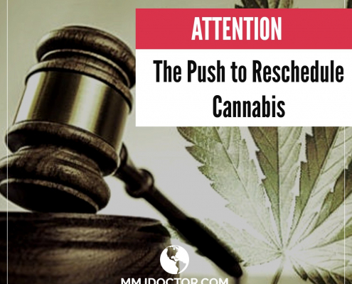 The Push to Reschedule Cannabis
