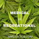 Medical Marijuana VS Recreational Pot