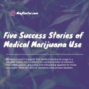 Five Success Stories of Medical Marijuana Use