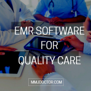 EMR Doctor Software For Quality Care