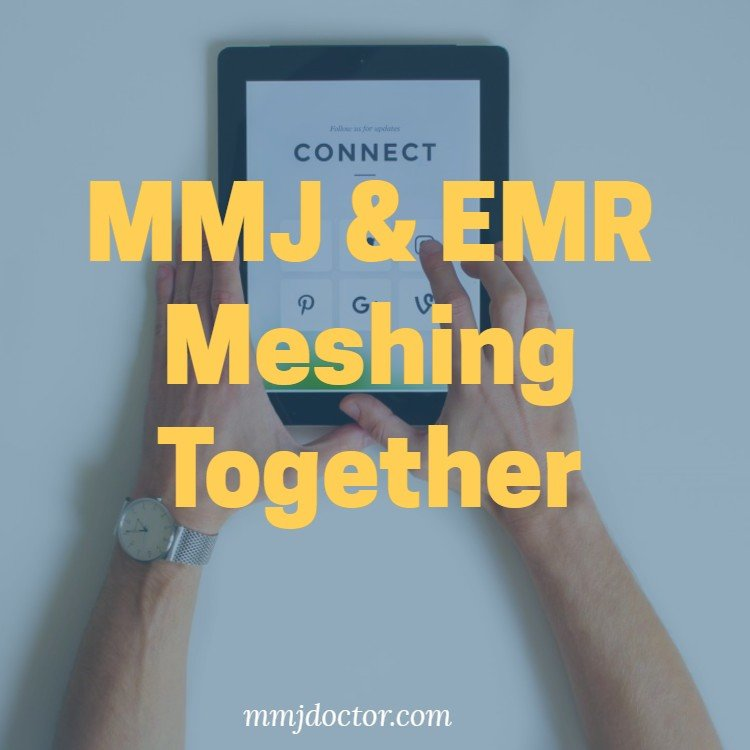 MMJ and EMR Meshing Together