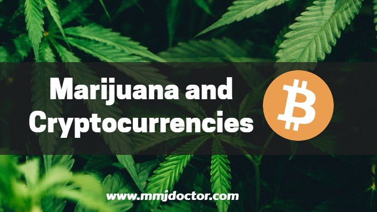 Marijuana and Cryptocurrencies