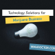 Technology Solutions 4 Marijuana Business