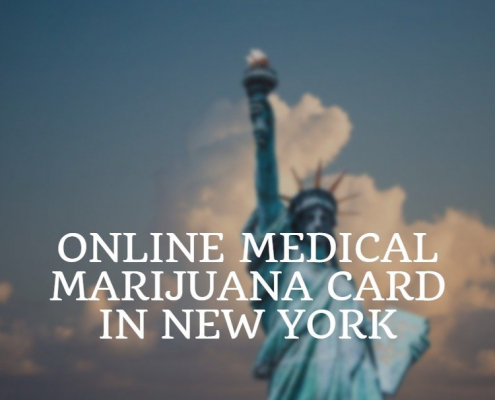 Online Medical Marijuana Card New York