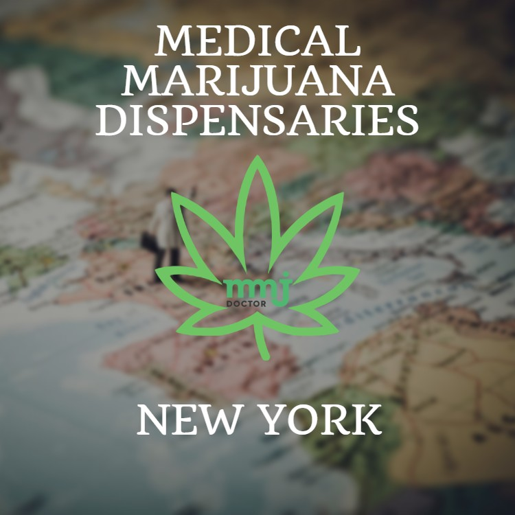 Medical Marijuana Dispensaries New York State