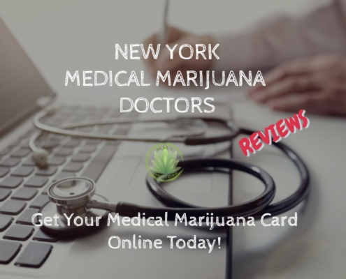 NY marijuana doctors reviews