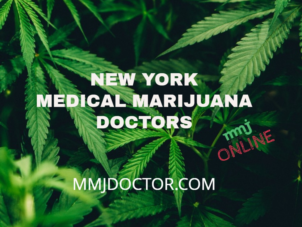 New York Online Medical Marijuana Doctor - MMJ DOCTOR