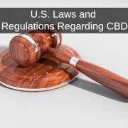USA laws and regulations regarding CBD