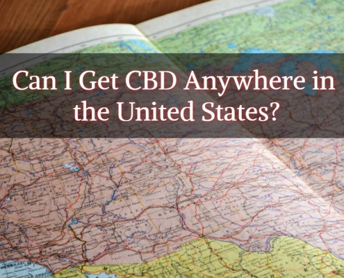 CBD Anywhere in U.S