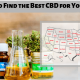 WHERE TO FIND THE BEST CBD FOR YOUR NEEDS