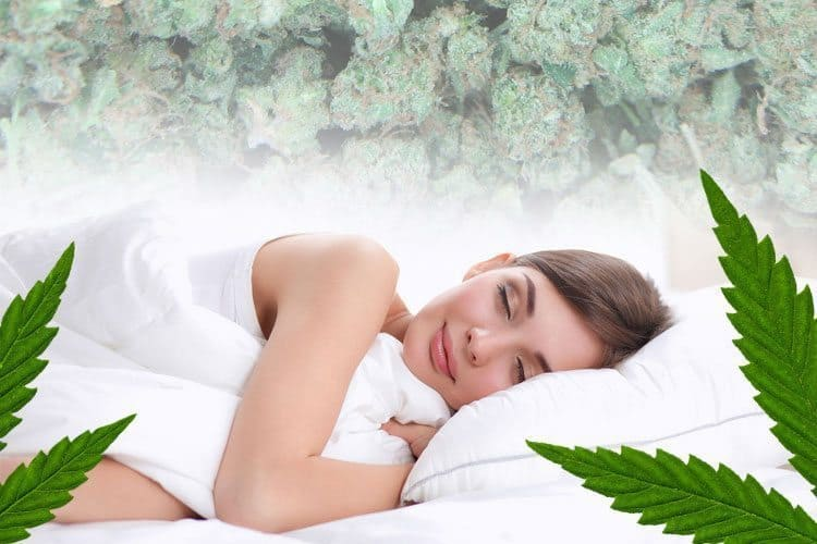 cannabis peoples go sleep aid