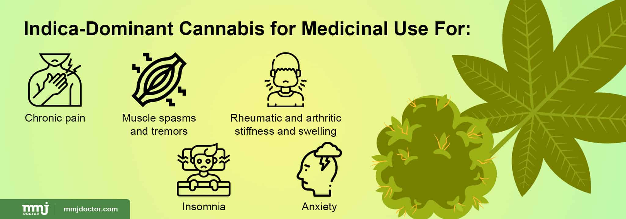 Indica dominant use