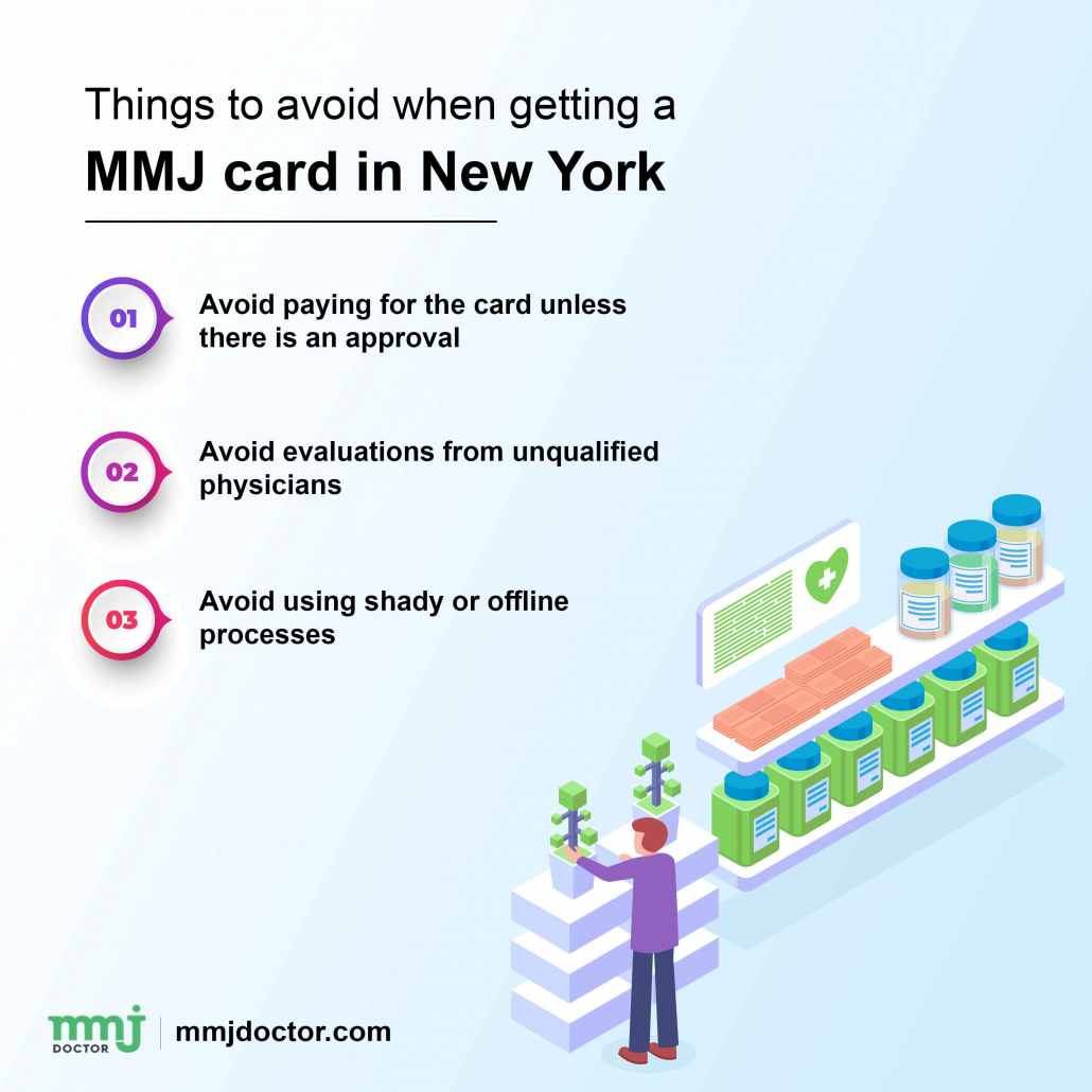 4 Things To Avoid When Getting A Medical Marijuana Card In New York 2