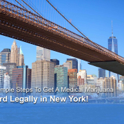 5 Simple Steps To Get A Medical Marijuana Card Legally in New York 1