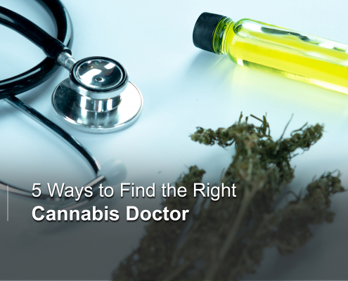 How to Find the Right Cannabis Doctor