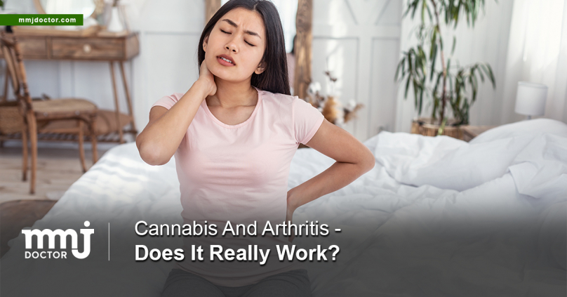 Cannabis and Arthritis