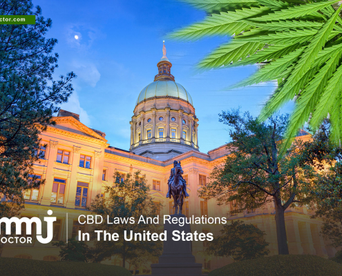 Cbd Laws And Regulations In The United States