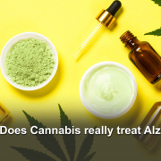 Marijuana Alzheimer Treatment