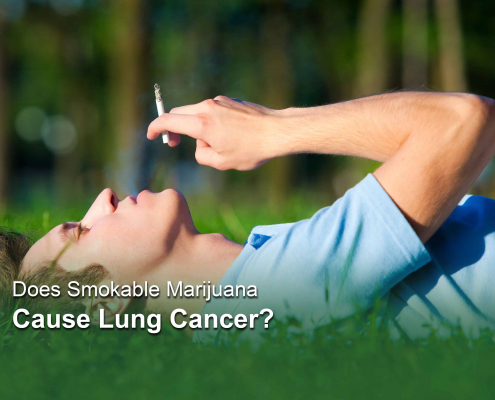 Does Smokable Marijuana Cause Lung Cancer