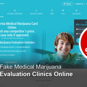Medical Marijuana Cards and Fraud