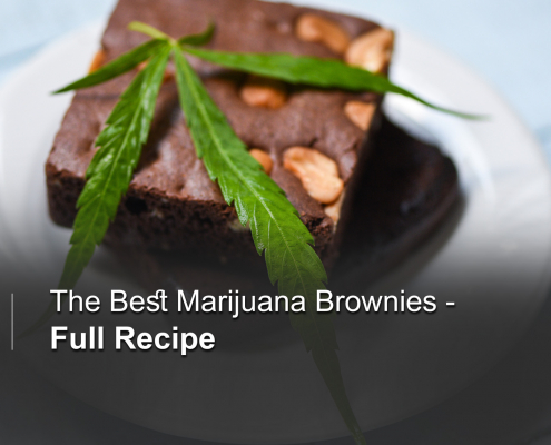 THE BEST MARIJUANA BROWNIES – FULL RECIPE