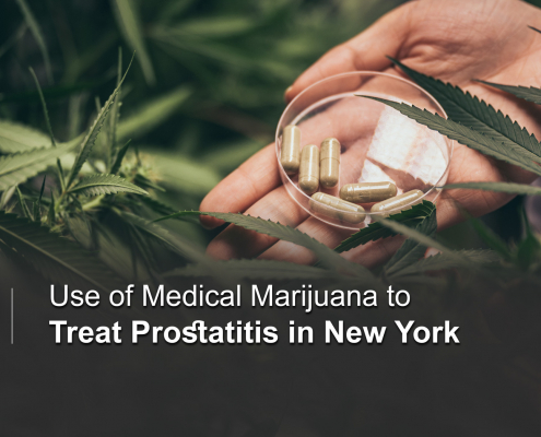 How medical Marijuana helps in treating prostatitis