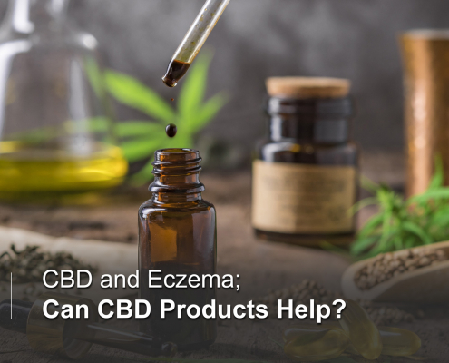 How CBD products help Eczema