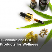 CBD products for wellness