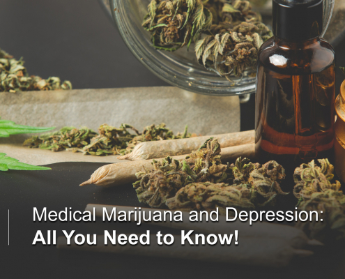 How medical marijuana can help with depression