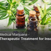 Medical Marijuana - Therapeutic Treatment for Insomnia