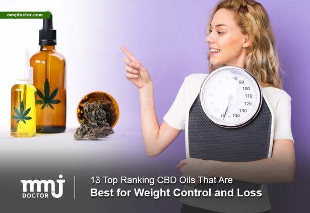 Top CBD oil for weight loss
