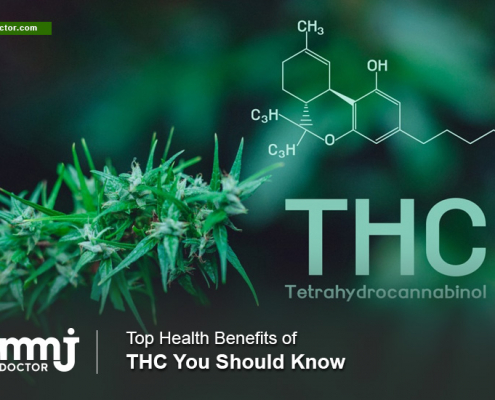 Benefits of THC