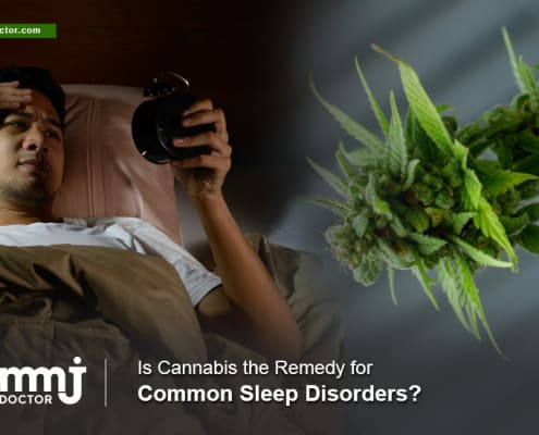 Cannabis and sleeping disorder