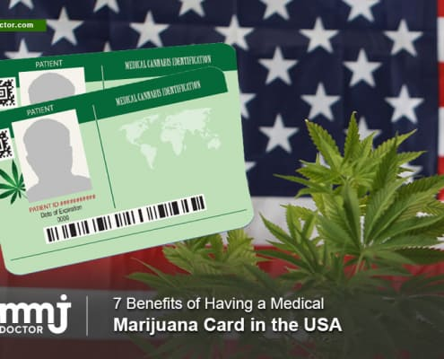 mmj card in us