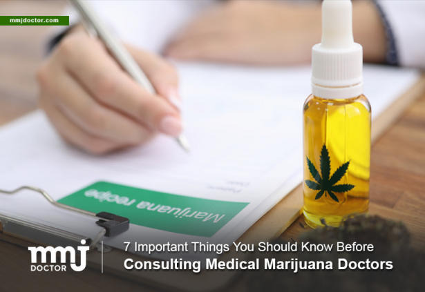 Important things to know about mmj doctor