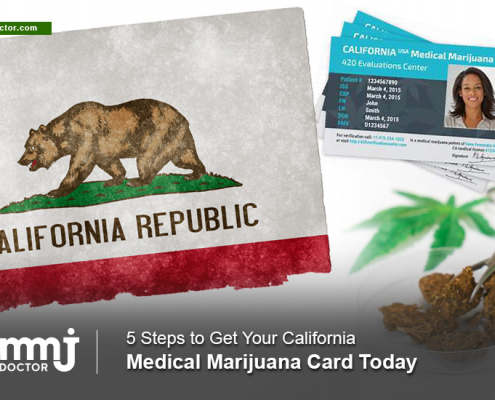 How to get MMJ Card California