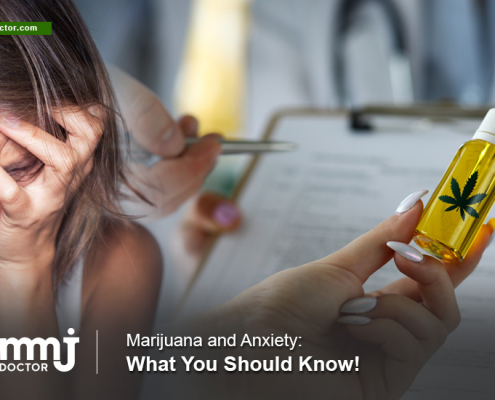 Anxiety and marijuana